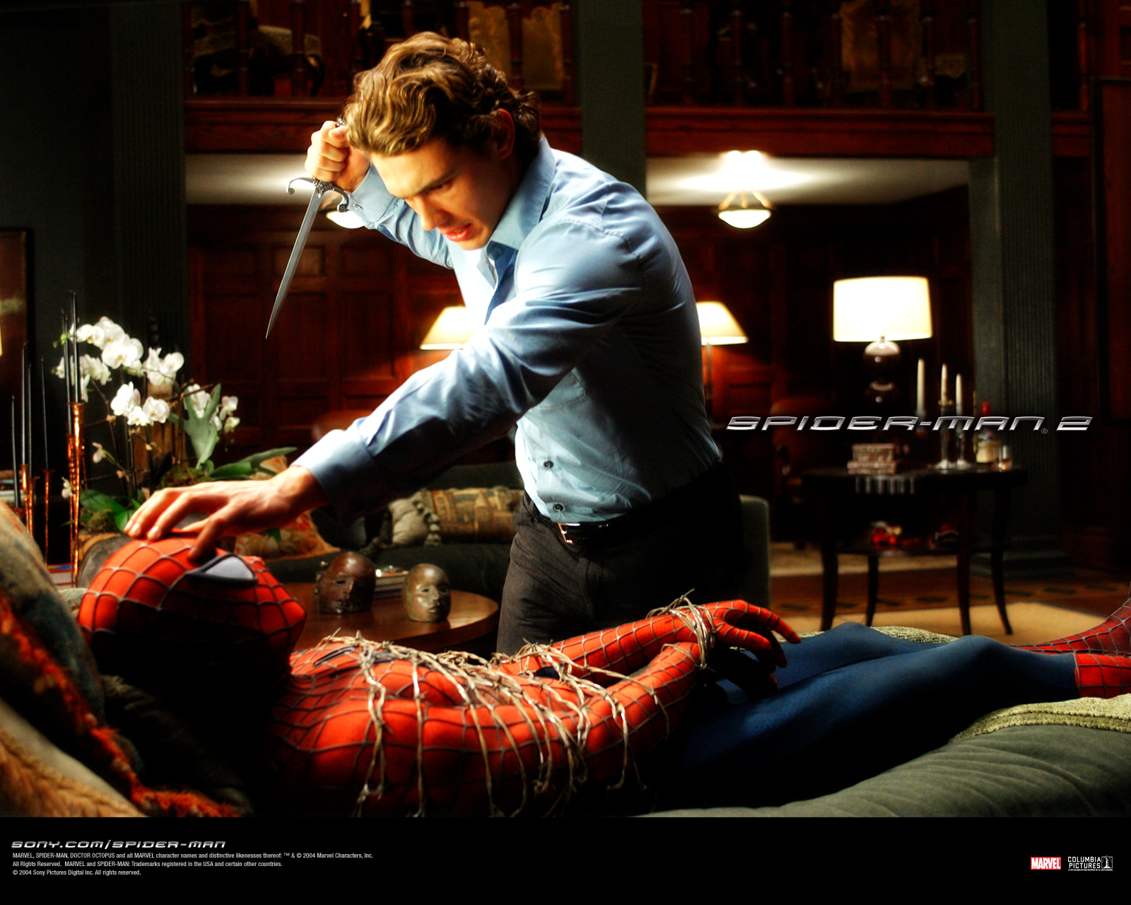 This movie suuucks spider man 2 zombies ruin everything - Spiderman harry ...