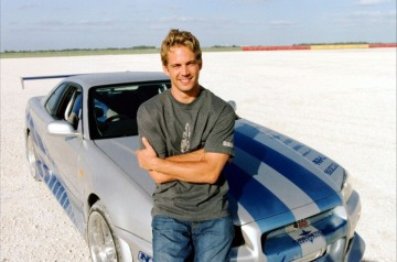 Welcome to the inside...of Paul Walker's mind.