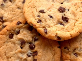 """Don't worry. You'll get """"cookies"""" when you're older."""