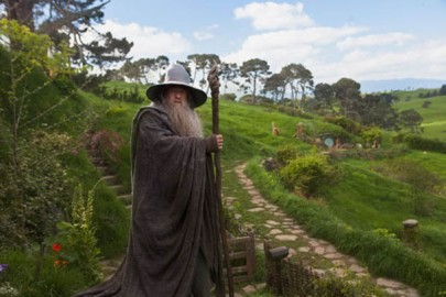 He offered me ten bucks to mow all of this. You believe that? Great Wizard, but he's a cheap old man.