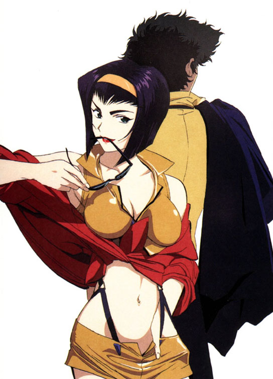 cowboy bebop faye and spike relationship advice