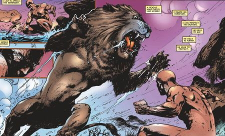 Also, did they fight a lion naked and then wear his skin as your new costume? They might be INTJ too.