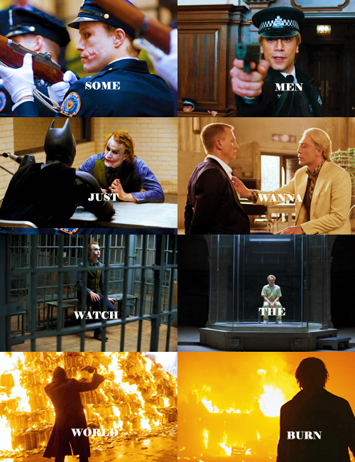 MBTI: Raoul Silva- ENTP   Zombies Ruin Everything