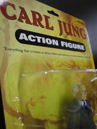 See? It even says so on the package to his action figure that exists for some reason.