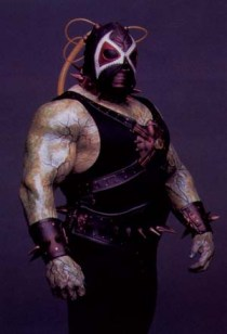 GOTCHA! I meant THIS Bane! And those last two have nothing to do with type anyway.