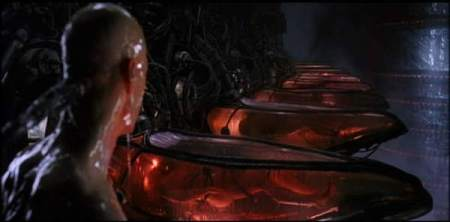 Machines that don't mind getting their hands sticky in some human goo.