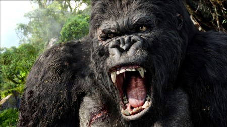"""DENZEL! AIN'T GOT NOTHIN'! ON ME!"" -King Kong, Peter Jackson's version."