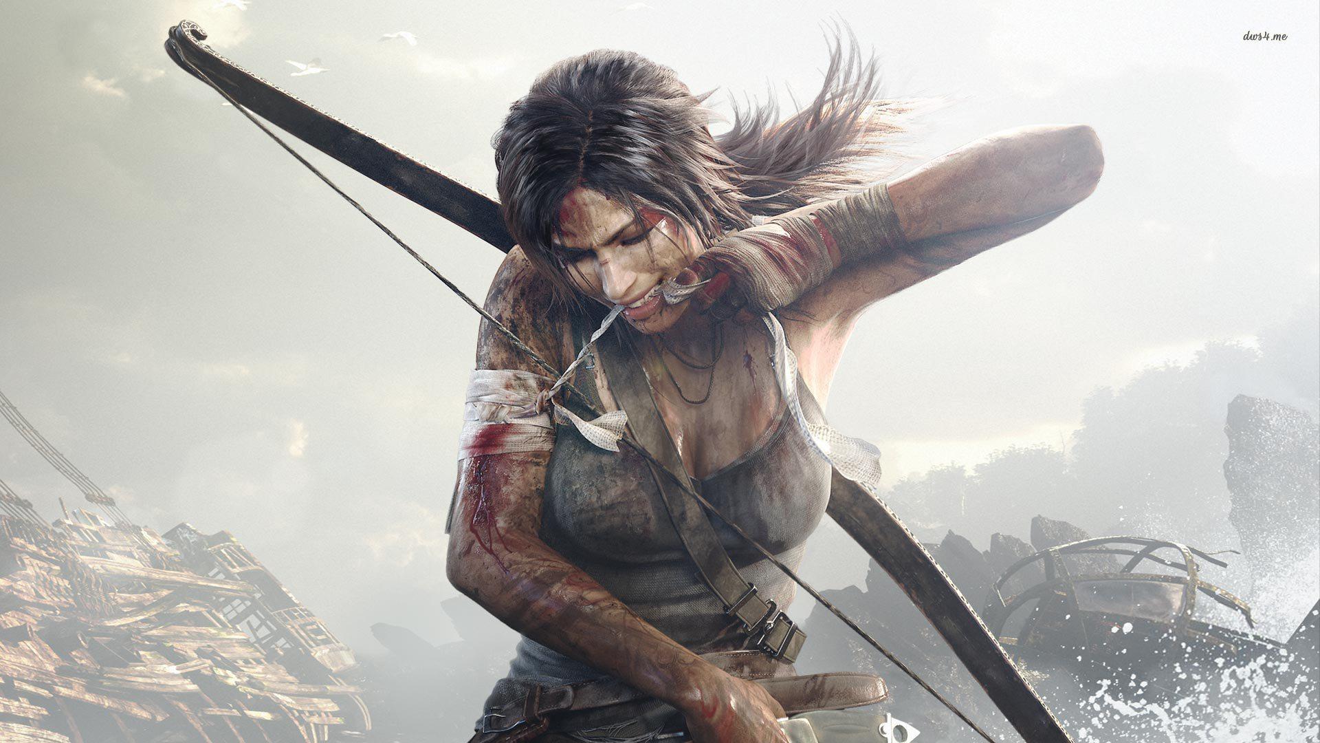 MBTI: Lara Croft- ISFP   Zombies Ruin Everything