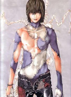 Ryuk's original look