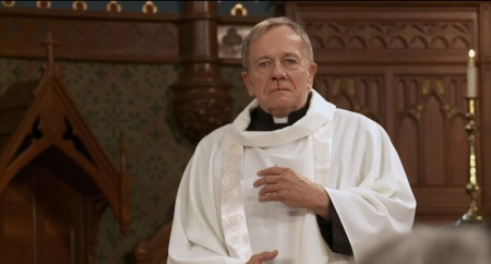 Do things ever go well for priests in these movies?