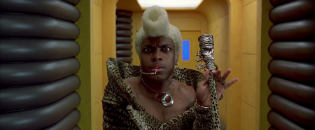 And Ruby Rhod's show continues to rule the airwaves.