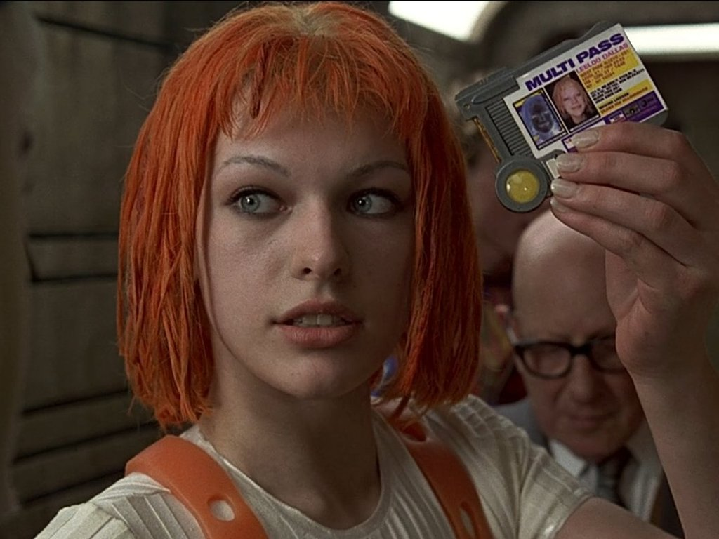 MBTI: Leeloo- ENFP | Zombies Ruin Everything: http://zombiesruineverything.com/2014/01/08/mbti-leeloo-enfp/