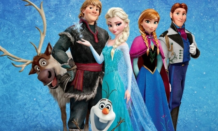 This movie has two princesses, two wacky sidekick characters and a prince; no one blames you for buying your kid every single one of them this past Christmas.