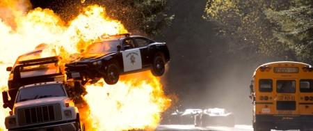 """""""VROOM VROOM! EEEEERRRRR! PSSHH!!!""""- Police Car #16"""