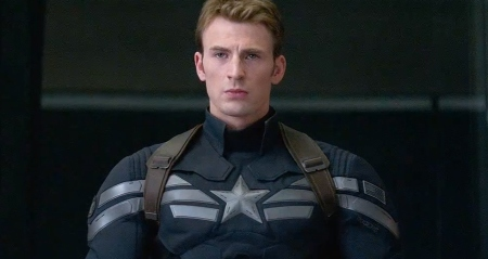 """""""Do you know who you serve?"""" is a question both Metal Gear and Captain America are asking."""