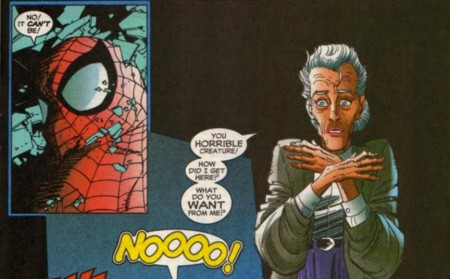 Or at least STAY dead. I feel ya, Peter.