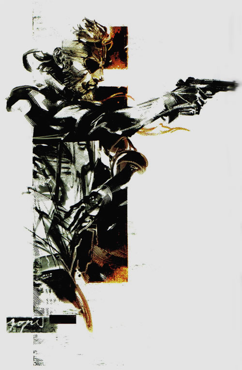 The Art Of Yoji Shinkawa Zombies Ruin Everything