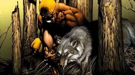Wolf friends!