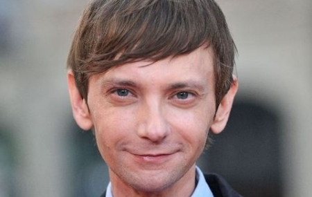 In this situation, you're DJ Qualls.