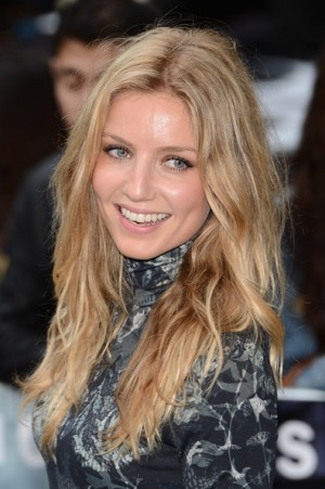 Annabelle Wallis. The End.
