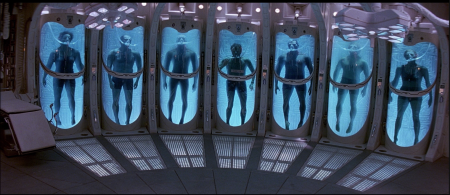 Community showers in the 21st century are going to be so awesome in 3 decades