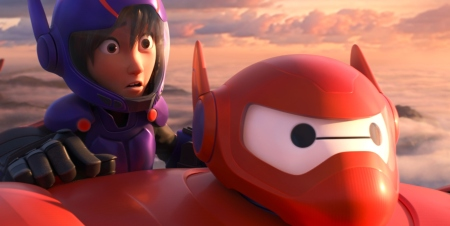 Hiro and Baymax or Hiccup and Toothless? MAKE YOUR CHOICE.