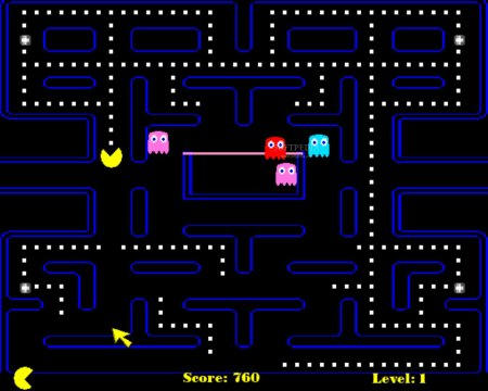 Like my main man, Pac-Man who is SOOOO ESTP.