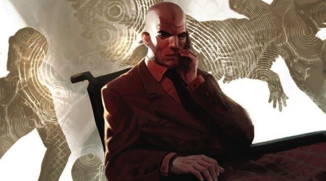 MBTI: Professor X- INFJ   Zombies Ruin Everything