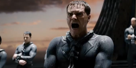 ZOD FOR PRESIDENT. He might kill you, but he won't lie to you.