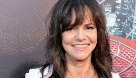 SALLY FIELD at The Amazing Spider-man Premiere