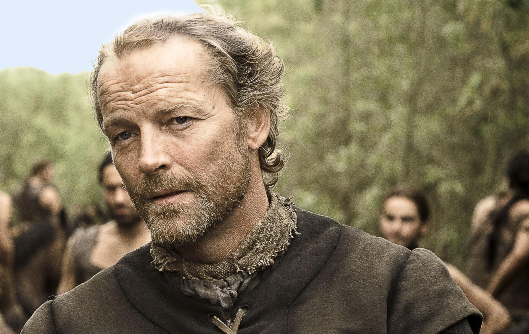 Jorah Mormont Krankheit