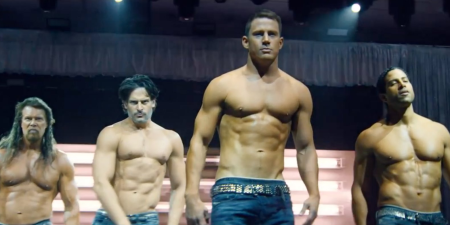 """So like...so like, for THIS one I'm thinkin' we do what we do, right? But like, we do it in NEW YORK. You feelin' me yet?"" Magic Mike producers"