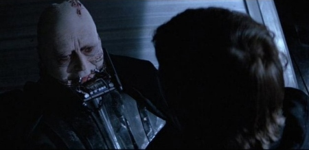 """Luke...just end it. I've already been on life-support the last 20 years..."""