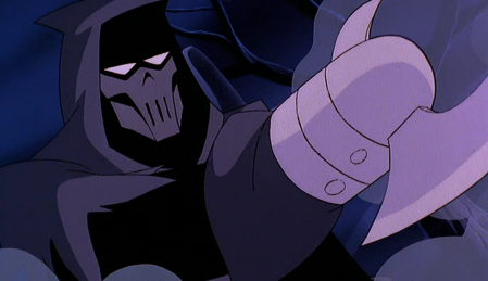 And that Mask of the Phantasm tho