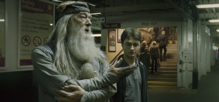 """Y'see Harry, Gandalf's staff is just kind of like...I dunno. Lame? The Elder Wand is where the real power is. Just know that."""